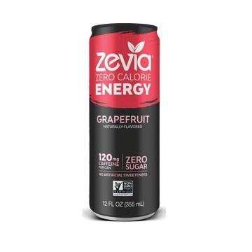 ZEVIA GRAPEFRUIT ENERGY...