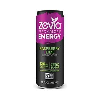 ZEVIA RASPBERRY LIME ENERGY...