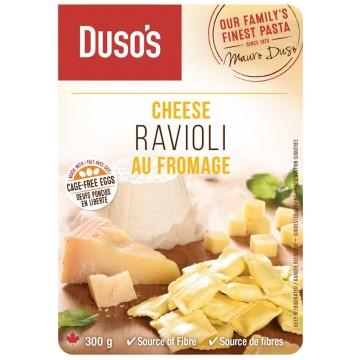DUSO'S CHEESE RAVIOLI - 300...