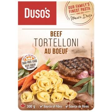 DUSO'S BEEF TORTELLONI -...