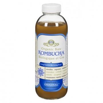 GT'S KOMBUCHA ORIGINAL -...