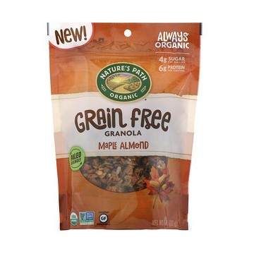 NP GRAIN FREE GRANOLA MAPLE...