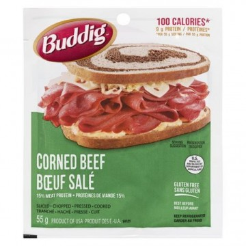 CARL BUDDIG CORNED BEEF -...