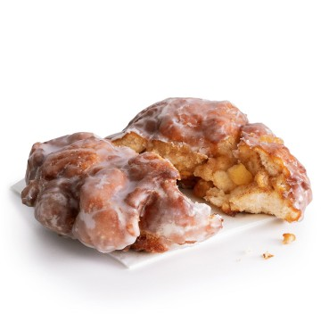 APPLE FRITTERS - 4 Pack